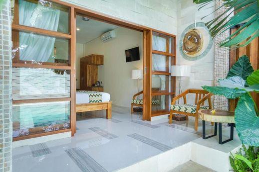 Maha Lokha Balangan Bali - Bedroom