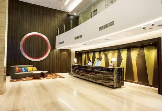 Holiday Inn Express Surabaya CenterPoint Surabaya - Lobi