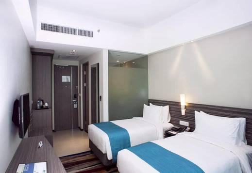 Holiday Inn Express Surabaya CenterPoint Surabaya - Kamar tamu