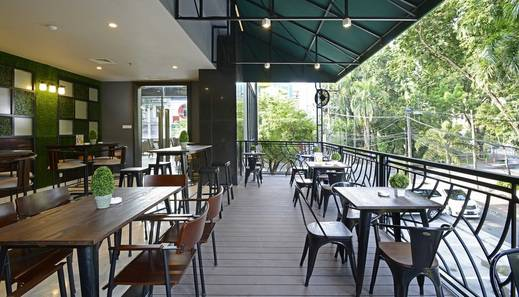 Hotel Aria Centra Surabaya Surabaya - Lounge
