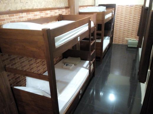 Villa Kemarang Banyuwangi - tempat tidur