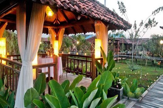 Gardenia Resort and Spa Pontianak - Eksterior