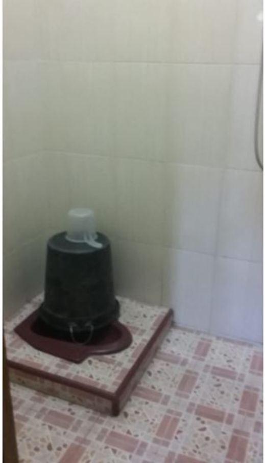 Rosi Homestay Malang - Bathroom