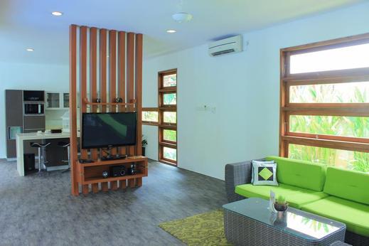 Papillon Umalas Villas Bali - interior