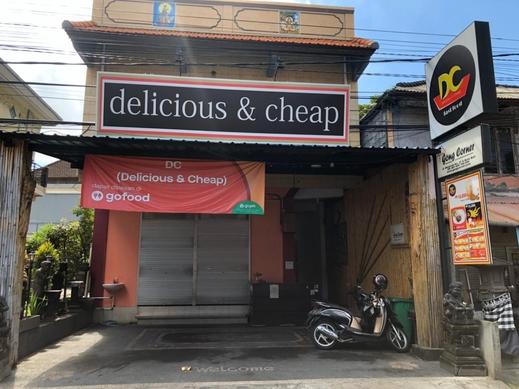 OYO 3523 Gong Corner Homestay Bali - Facade