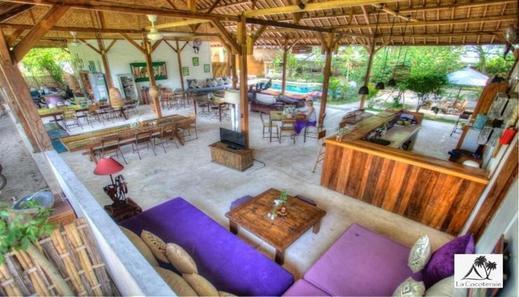 La Cocoteraie Ecolodge Lombok - Interior