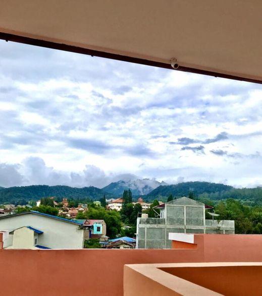 Panorama Guesthouse Syariah Karo - View