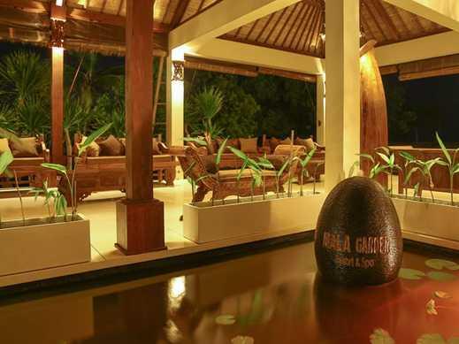 Mala Garden Resort & Spa Lombok - Restaurant