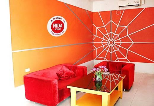 NIDA Rooms Tampan Hj Soebrantas Simpang Baru - Interior
