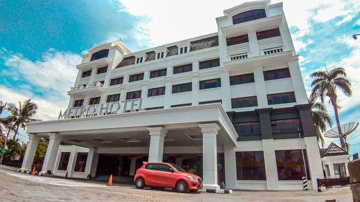 Metro Hotel Semarang - Gedung