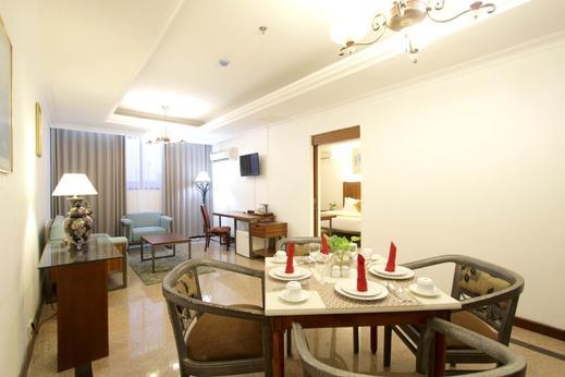 Metro Park View Hotel Kota Lama Semarang Semarang - Metro Park View Suite