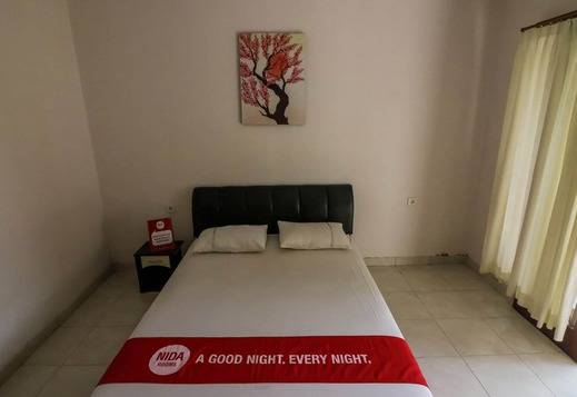 NIDA Rooms Taman Sari Utama Denpasar Bali - Kamar tamu