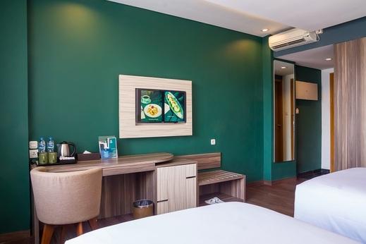 Geary Hotel Bandung Bandung - DELUXE TWIN-4