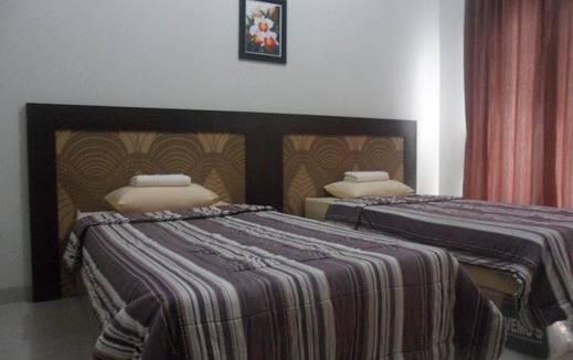 Riyadh Guesthouse Banjarmasin - Kamar tamu