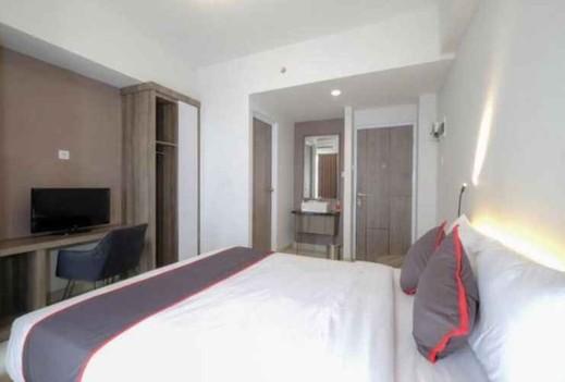 Avista Jarrdin Apartment Bandung - Studio