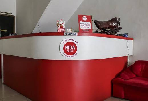 NIDA Rooms Aksara 144 Plaza Medan Tembung - Resepsionis