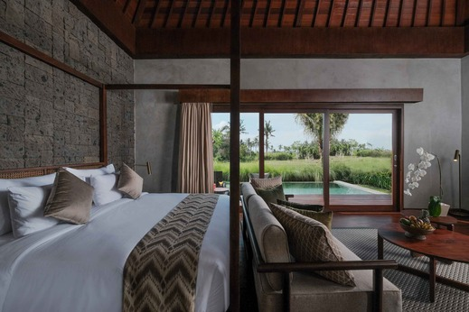 The Garcia Ubud Hotel and Resort Bali - one bedroom villa