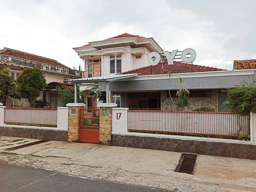 OYO 2593 Mawar Homestay Bandar Lampung - Facade