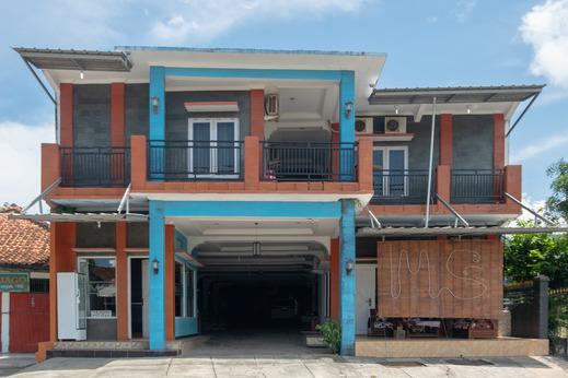 Ms Hotel Pangandaran Pangandaran - facade