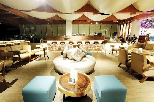 R Hotel Rancamaya - Buffet