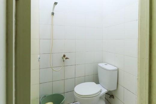 Wisma Akbar Syariah Makassar - Bathroom