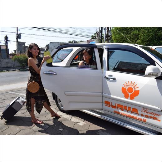 Surya Boutique Hotel Kota Lama Semarang - Antar Jemput Gratis