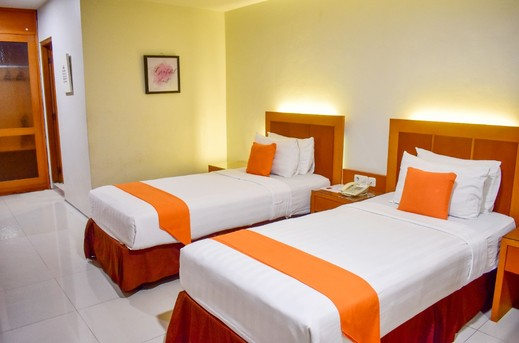 Surya Boutique Hotel Kota Lama Semarang - Room