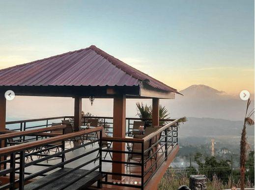 Sunrise Hill Bandungan Semarang - View