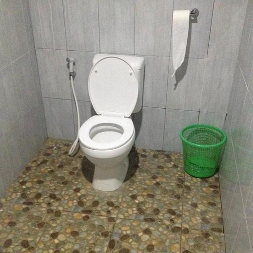 Tereng Wilis Bungalows Lombok - Bathroom