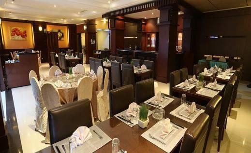 Tarakan Plaza Hotel Kalimantan Timur - Restoran