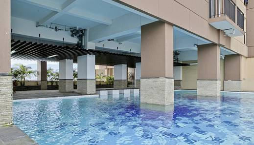 RedDoorz Apartment @ Tamansari Panoramic Soekarno Hatta Bandung -