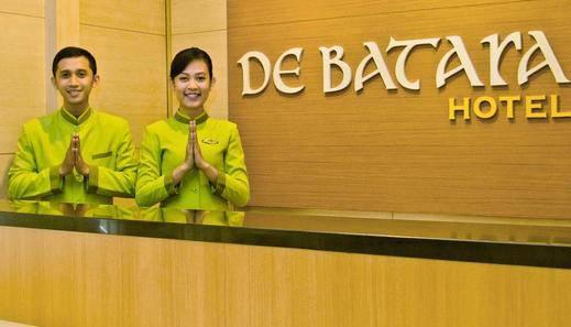 De Batara Hotel Bandung - Receptionist