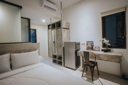 D'Paragon Gajah Mada Jakarta - Bedroom