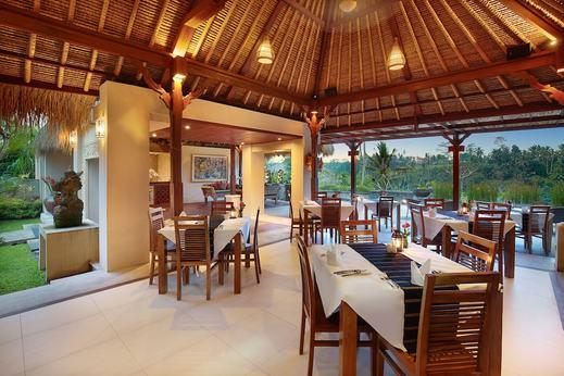 Jannata Resort & Spa Ubud - Restaurant