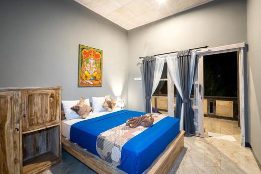 Kawans Inn Bali - Bedroom