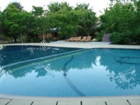 Wailiti Hotel Maumere - Swimming Pool
