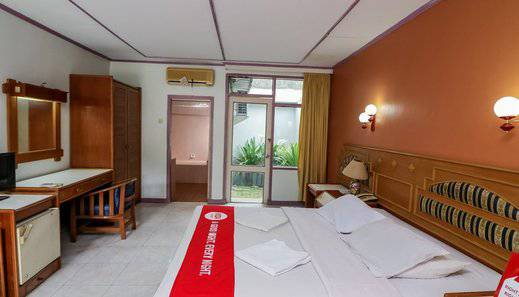 NIDA Rooms Pasar Pekanbaru Bawah Samratulangi - Kamar tamu
