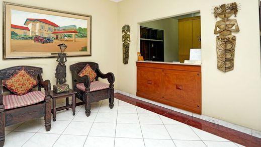 Puri Sawo Manila Jakarta - interior