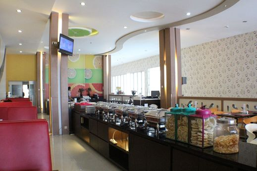 favehotel Kusumanegara - Breakfast Area