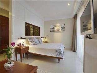 Seminyak Lagoon All Suite Hotel Bali - Kamar tidur