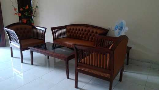 Catleya Guesthouse Yogyakarta - Living Room