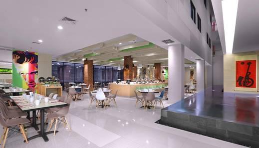 favehotel Bandara Tangerang - Restaurant