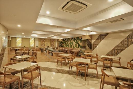 Sagan Heritage Hotel Yogyakarta Yogyakarta - Restaunrant