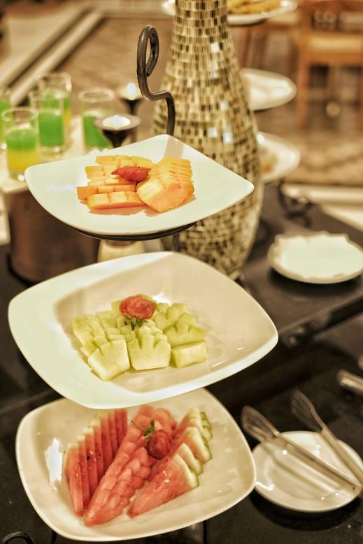 Sagan Heritage Hotel Yogyakarta Yogyakarta - Slice Fruit