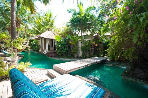 Dipan Resort Bali - pool