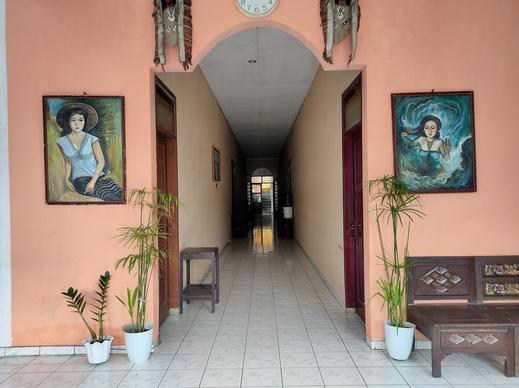 Hotel WM Borobudur Magelang - Interior