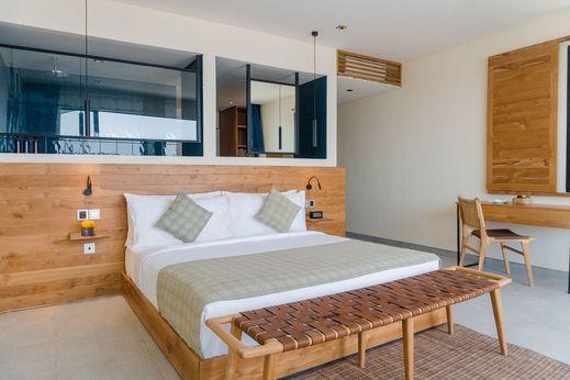 Adiwana Warnakali Resort Bali - Bedroom