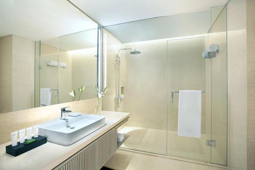 Radisson Lampung Kedaton Bandar Lampung - Bathroom