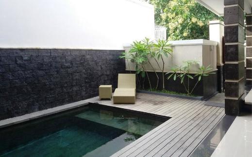 Kenzo Villa Bali - Facilities