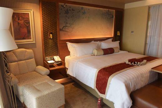 SereS Springs Resort & Spa Singakerta Bali - Guestroom